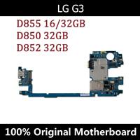 Original Motherboard for LG G3 D855 /D850/D852 Logicboard Hauptplatine Mainboard