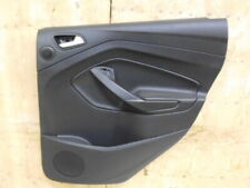 FORD KUGA LEATHER DRIVER SIDE REAR DOOR PANEL II CARD 2013 2014 - 2016 GENUINE