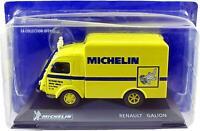 IXO Michelin Collection 1:43 Diecast Model Renault Galion Van Magazine Insert No