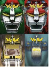 Voltron Variety Pack Vol. 3, 4, 7, 8 Red Lion Green Lion + Land & Sea Team NEW!