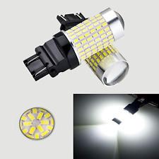 Rear Signal T25 3057 3157 4157 144 SMD White 6000K LED Light K1 For Honda HA
