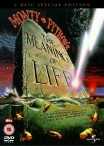 Meaning of Life DVD Monty Python Movie 1983 (2 DISC) SPECIAL EDITION - REGION 2