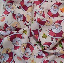 """Lewis/&Irene Stoffpaket 4 Stoffe Weihnachten /""""Snow Day/"""" verschiedene Größen"""