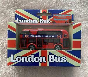 London Double Decker Bus - Die cast Toy/Souvenir NEW