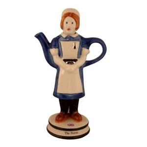 Nurse Teapot Two Cup Teapot by Carters of Suffolk Birthday Christmas Gift Ideas