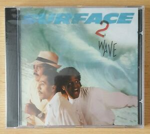 Surface - 2nd Wave [Expanded US CD with extra tracks]. *New and Sealed*