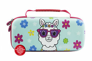 Nintendo Switch Protective Carry and Storage Case - Llama