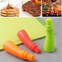 Silicone Oil Bottle Brush Baking Basting Brush Pastry Brush Kitchen Gadgets New