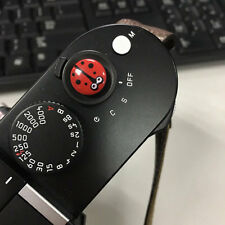 Camera Shutter Release Button for Leica M X100F XPRO2 Miraculous Ladybug PEN-F