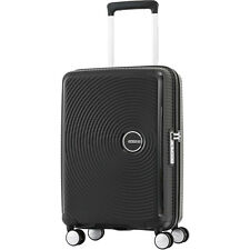 """American Tourister 20"""" Curio Spinner Hardside Luggage, Black"""