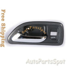 For 94-97 Honda Accord Front Left Inside Door Handle Driver Side Gray DHE199