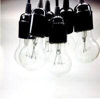 Glühlampen Set 6x 75W Lampen Fassung GU10 Schraubenzieher Preiswert Glühbirnen