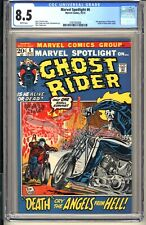 Marvel Spotlight #6  CGC 8.5 WP VF+  Marvel Comics 1972  2nd app Ghost Rider