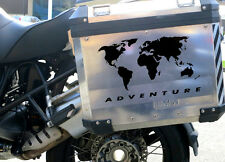 2x Sticker for BMW R1200GS Adventure Pannier Motorbike Decal f800 r 1200 gs