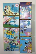 puzzle 24 pezzi vintage Raggedy Ann and Andy  sette soggetti