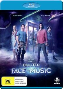 Bill and Ted Face The Music : NEW Blu-Ray