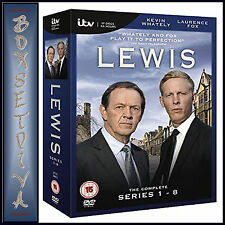 LEWIS- THE COMPLETE SERIES 1 2 3 4 5 6 7 & 8    **BRAND NEW DVD BOXSET****