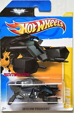 HOT WHEELS 2012 NEW MODELS THE BAT #27/50