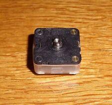 Drehkondensator 2 x 2,5 - 23 pF ( UKW - Drehko )