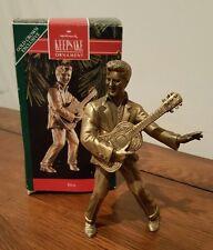 Hallmark Keepsake Elvis Presley Ornament 1992
