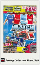 2013-14 Match Attax Card Game Collectors Card Album (Pages + Bonus Pack)