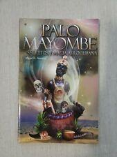 LIBRO PALO MAYOMBE by Miguel G Fonseca religion yoruba ifa santeria esoterica