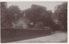 Cottages, Oaks Road Shirley Surrey, C.H. Price RP Postcard, B714