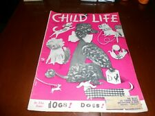 Child Life Magazine January 1955