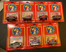 1994 Racing Champions 1/64 NASCAR McDonalds Race Team Lot of 7 Different Cars