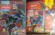 SUPEREROI LA COLLEZIONE UFFICIALE FASCICOLO 1 SUPERMAN DC COMICS NO STATUETTA