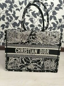 Christian Dior Tote Book Bag