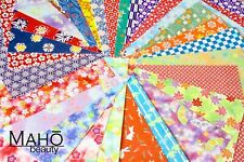 JAPANESE CHIYOGAMI ORIGAMI folding Art Decorative PAPER 30 sheets 15x15cm