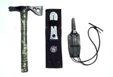 Tomahawk Knife Lot SOG FastHawk Boker Neck Knife S&W Throwing Knife Set  SALE