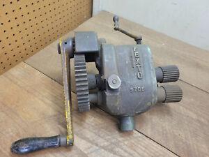 L1440- PEXTO No. 9706 Bead Roller Crimper Crimping Roll Sheet Metal Tool Head
