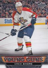 Drew Shore 2013-14 Upper Deck Young Guns #221 FREE COMBINED SHIPPING