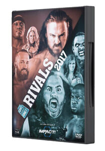 Official TNA - One Night Only - Rivals 2017 Event DVD