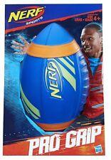 Brand New NERF Sports PRO GRIP Football