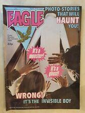 EAGLE DAN DARE  - 5th FEBRUARY 1983