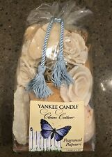 YANKEE CANDLE CLEAN COTTON Fragranced Dry Potpourri in Bag
