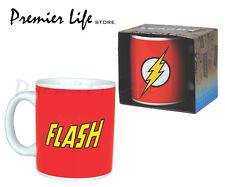 Justice League The Flash Big Logo Mug with Presentation Gift Box
