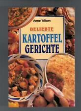 Anne Wilson - Beliebte Kartoffel Gerichte - 1996