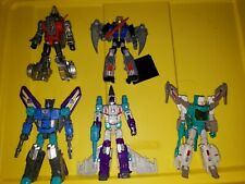 Transformers power of the primes deluxe action figure lot
