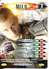 Doctor Who Battles In Time Invader #426 Milo