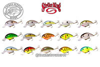 Strike King Crankbait Pro Model CB Series 4S 2.5in 3/8oz - Pick