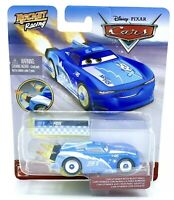 Disney Pixar Cars Rocket Racing Cam Spinner with Blast Wall Official Diecast
