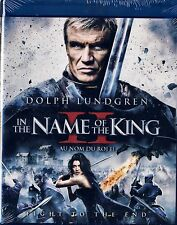 NEW BLURAY // In the Name of the King II 2// Natassia Malthe,  Dolph Lundgren/