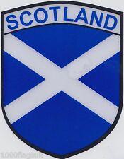 Scotland St Andrews Saltire Flag Vinyl Car Window Sticker