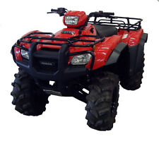 HONDA TRX 500 FOREMAN 500 2012 UP ATV OVER FENDERS FLARES MUD GUARDS CUSTOM FIT