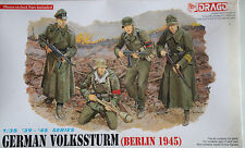 MINIATURAS MILITARES DRAGON 6020 GERMAN VOLKSSTURM (BERLIN 1945)