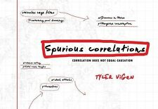 NEW Spurious Correlations by Tyler Vigen